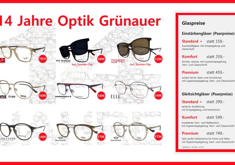 14 Jahre Optik Grünauer Innen